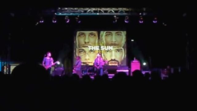 The Sun 1972 live video