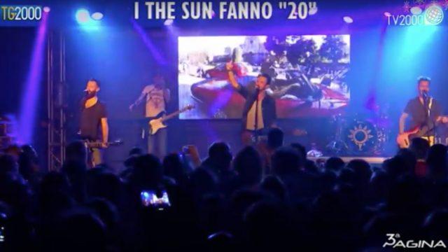 the sun rock band intervista tv2000