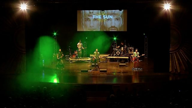 the sun live assisi 2017
