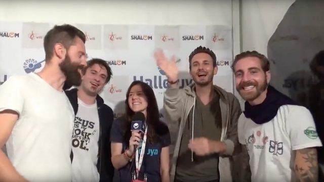 the sun rock band alleluia festival