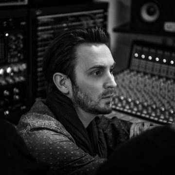Francesco-in-studio