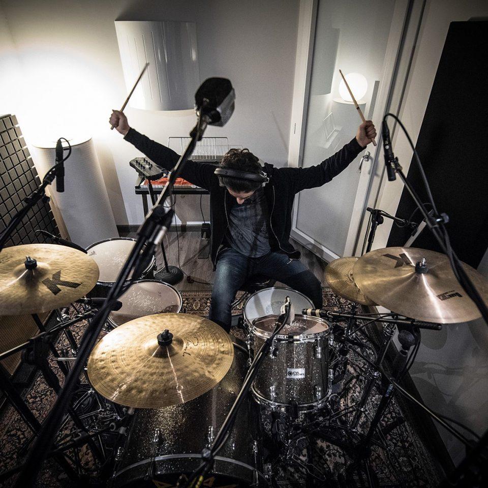 Riccardo-batteria
