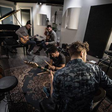 The-Sun-Recording-studio