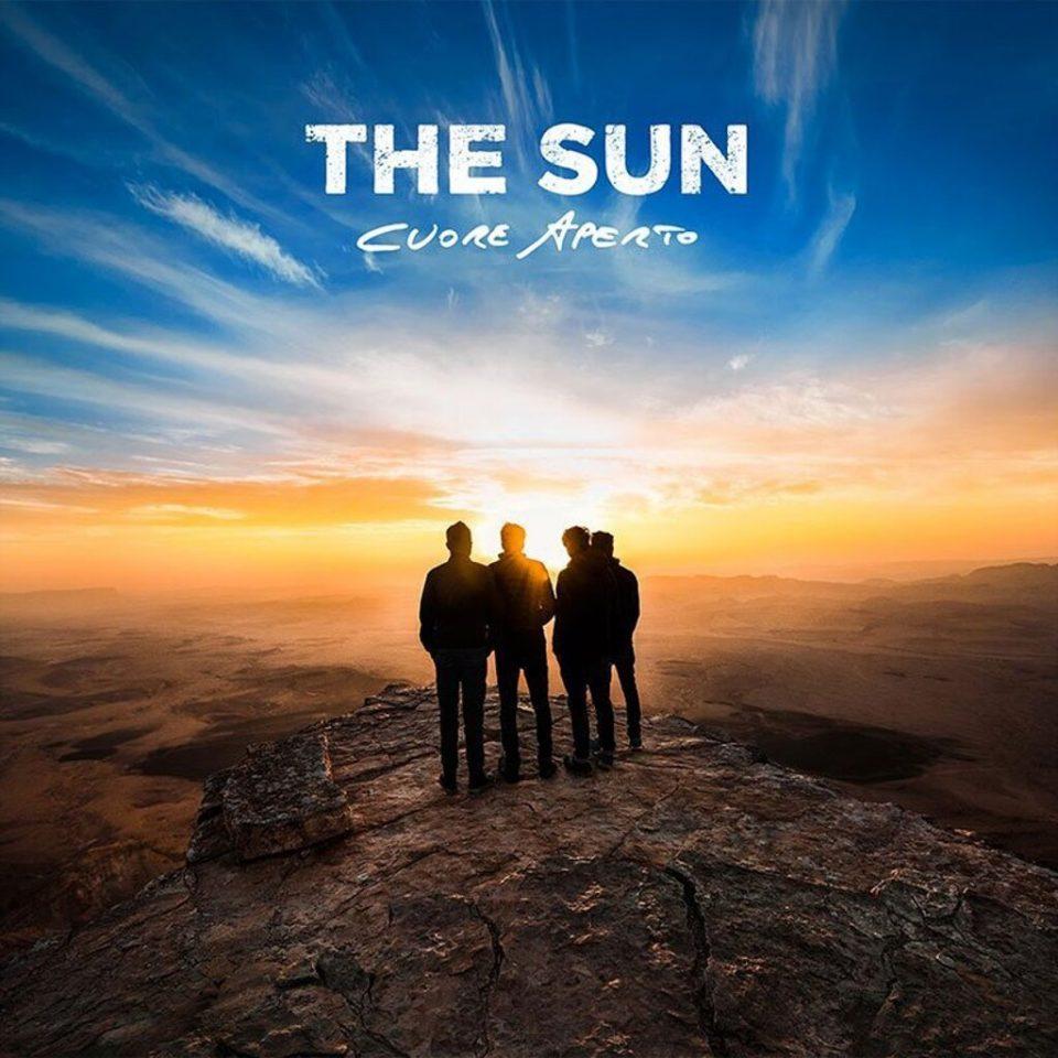 The Sun rock band Cuore Aperto cover
