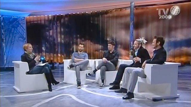 The Sun Tv2000 Nel Cuore dei giorni intervista