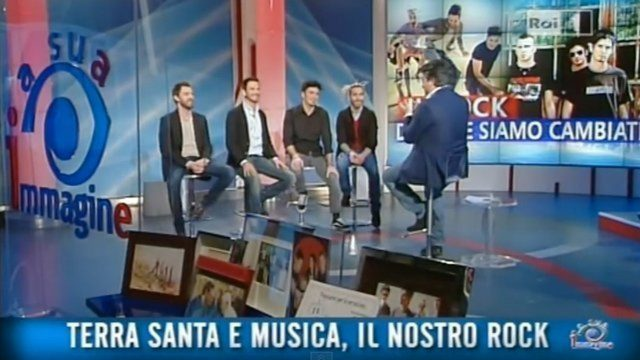 The Sun Rai 1 intervista A sua immagine