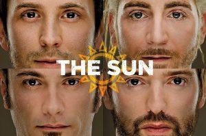 The Sun 4 volti