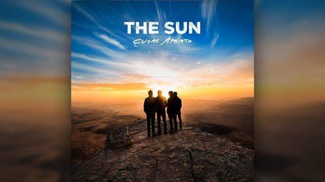 The Sun Cuore Aperto Cover