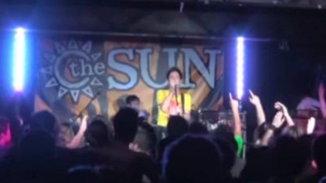 Spiriti del sole video live