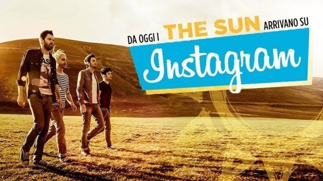 The Sun Instagram