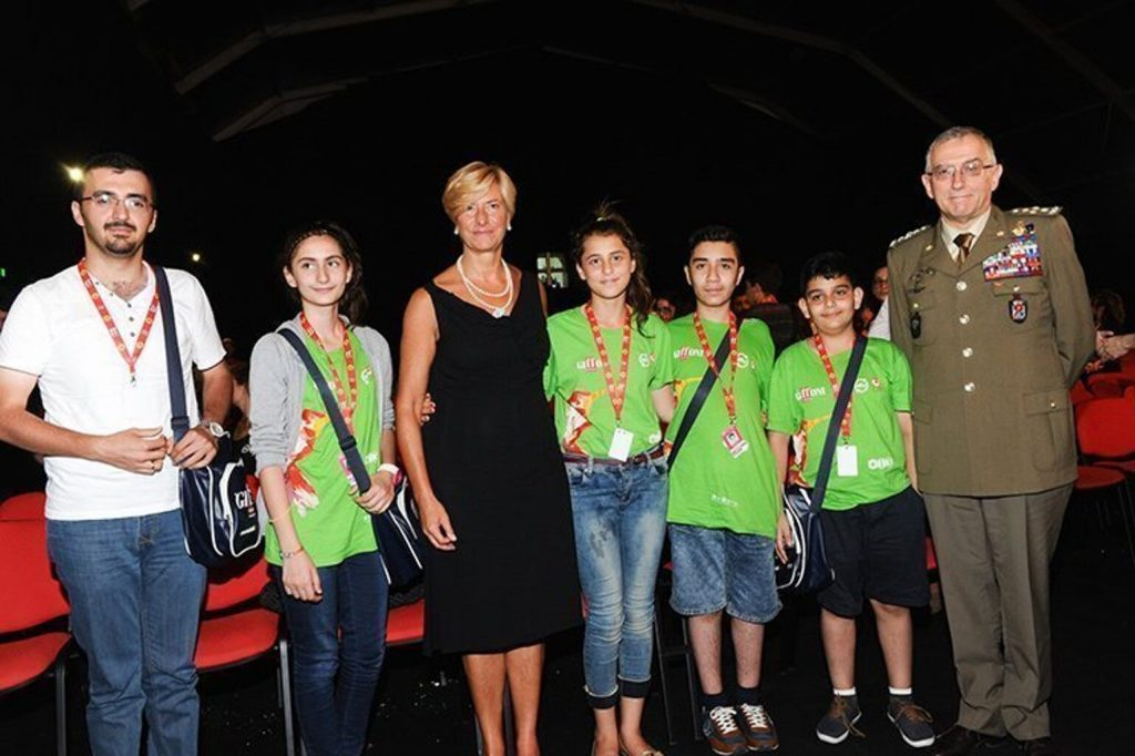 THE SUN - Giffoni Film Festival