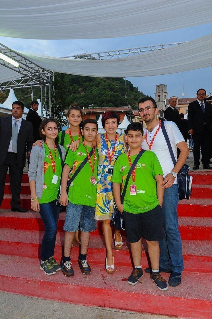 THE SUN - Giffoni Film Festival ragazzi iracheni