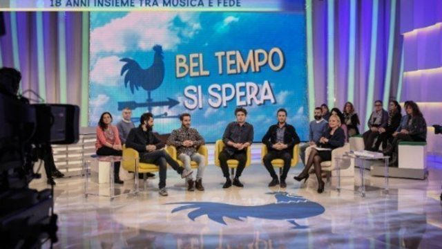 The Sun Tv2000 Bel Tempo Si Spera