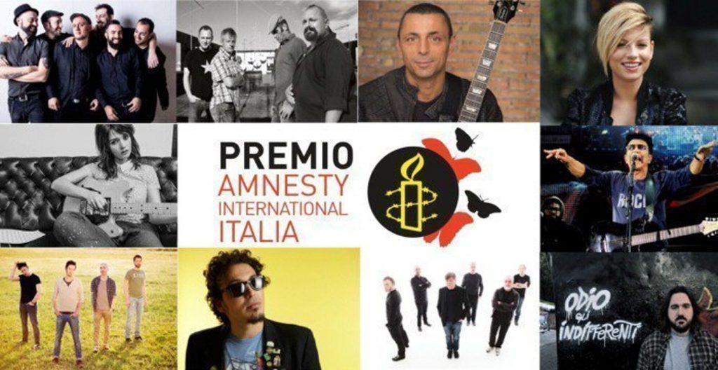 The Sun band Amnesty International