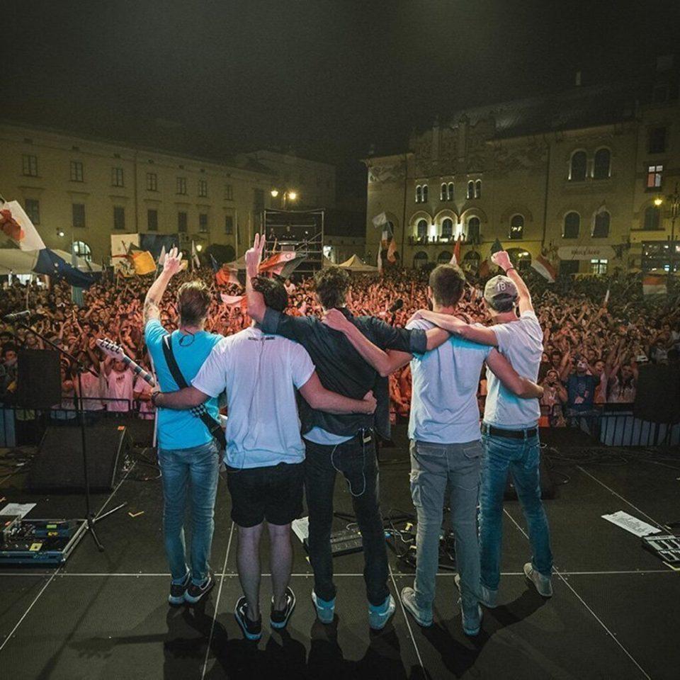 the-sun-rock-band-live-a-cracovia-festival-halleluya-francesco-lorenzi