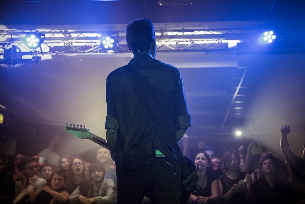 The Sun rock band live 19 anni