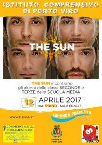 The Sun progetto scuole Un'Onda Perfetta