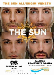 the sun eventi scuole