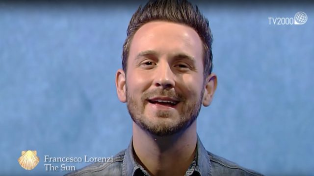 intervista francesco lorenzi a sulla strada tv2000