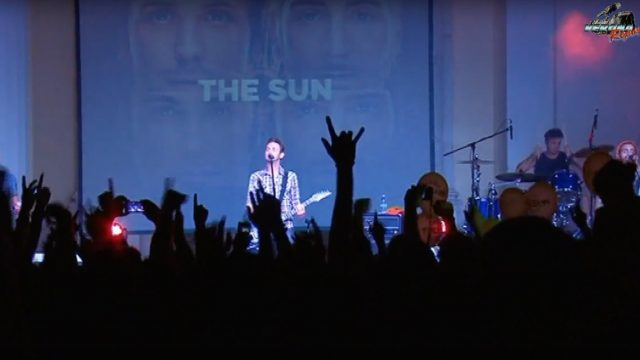 the sun live pesciatina