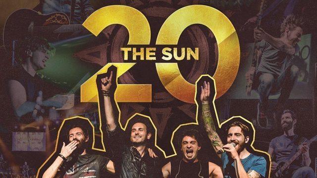the sun rock band 20 anni ogni benedetto giorno