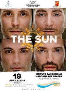 the sun locandina evento scuola treviso