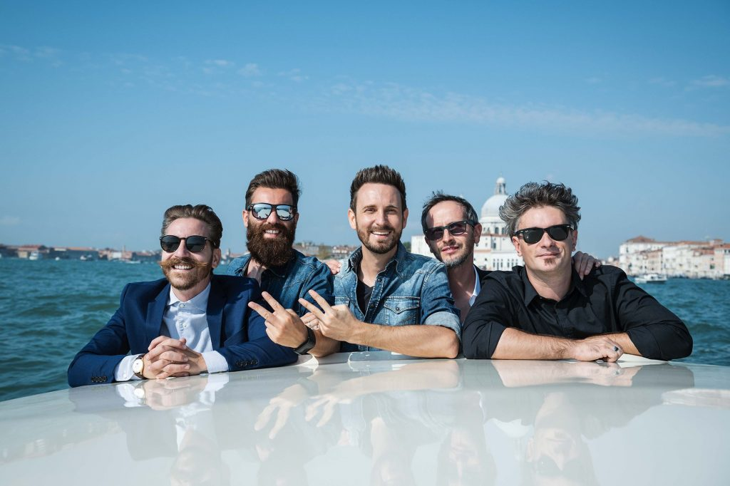 the sun rock band al festival del cinema di venezia