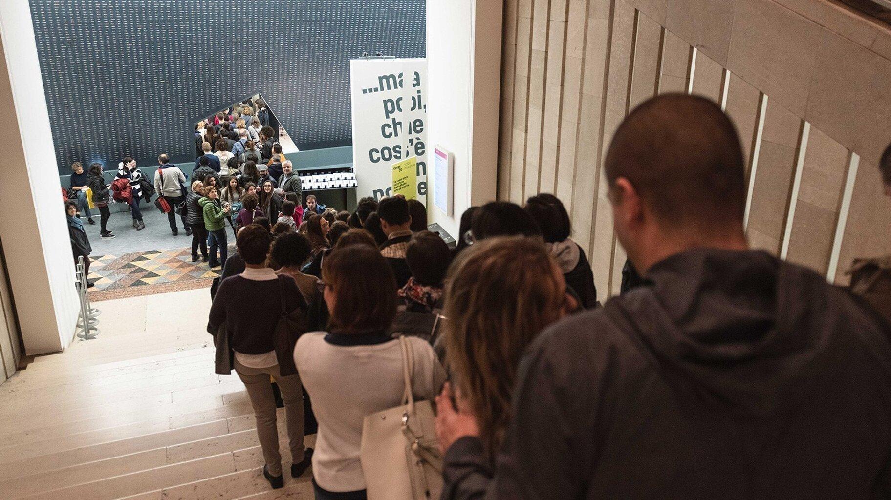 i segreti della luce di francesco lorenzi presentato alla Triennale di Milano