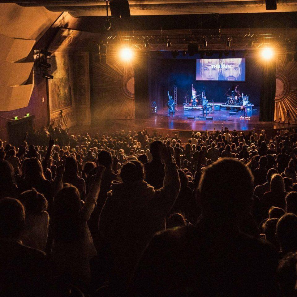 the sun rock band live assisi teatro lyrick