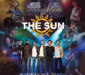 the sun rock band live tour