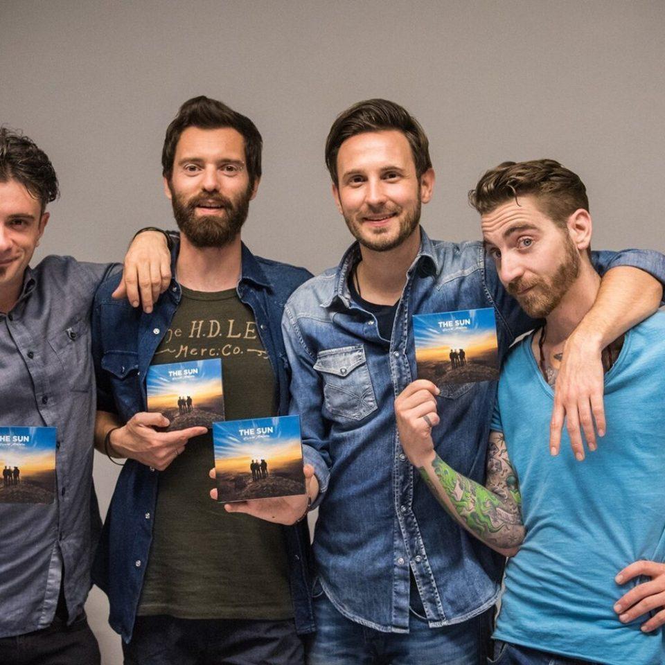 the-sun-rock-band-cuore-aperto-nuovo-disco