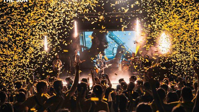 the sun rock band live ogni benedetto giorno
