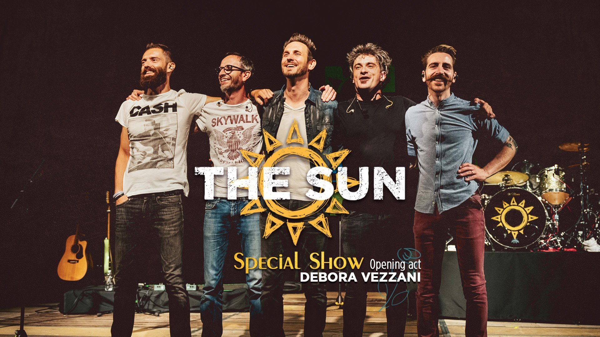 the sun rock band special show