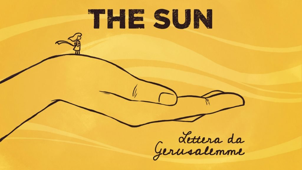 the sun lettera da gerusalemme cover