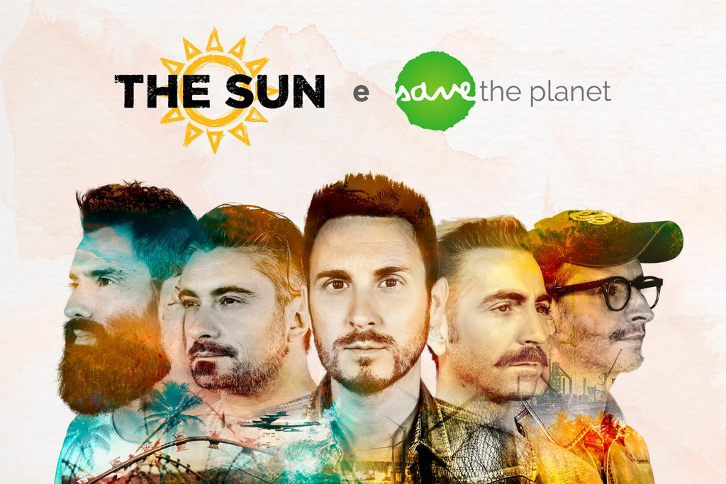 the sun e save the planet